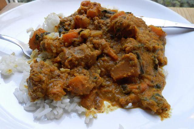 hogymegtudjuknézni: Sütőtök curry