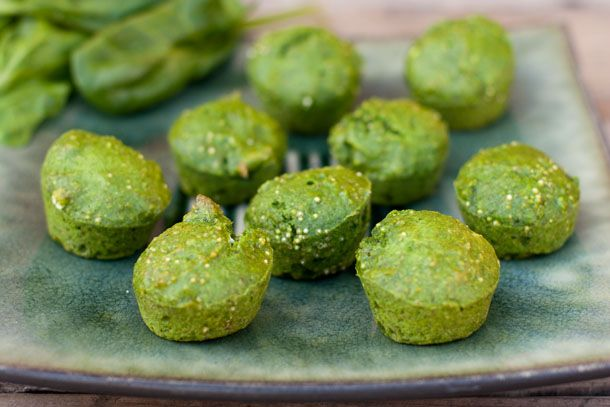 Spinach Quinoa Muffins -- These actually look interesting...: Diet Healthy, Healthy Diet, Diet Food, Healthy Feelgood, Green Colors, Healthy Version, Breakfast Green Fruit, Quinoa Muffins, Spinach Quinoa
