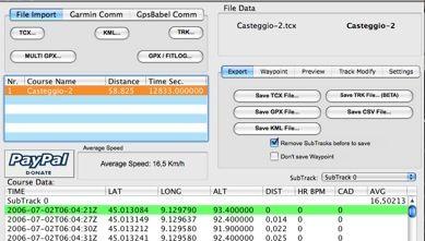 TCX Converter - The multiconverter tool
