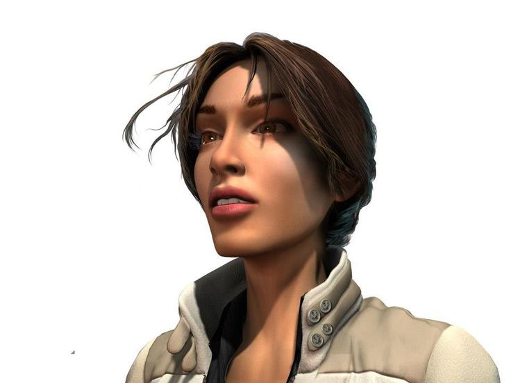Kate Walker, heroine of Syberia