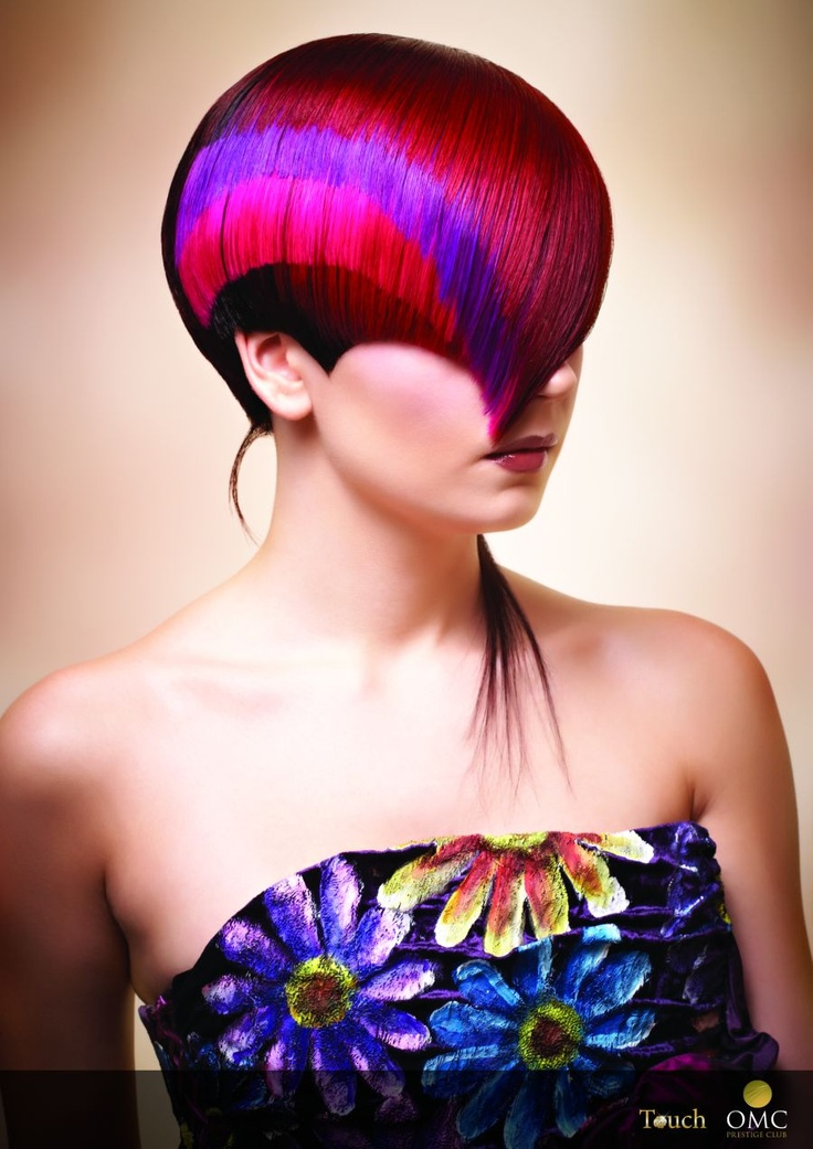 omc hairworld inspiration color