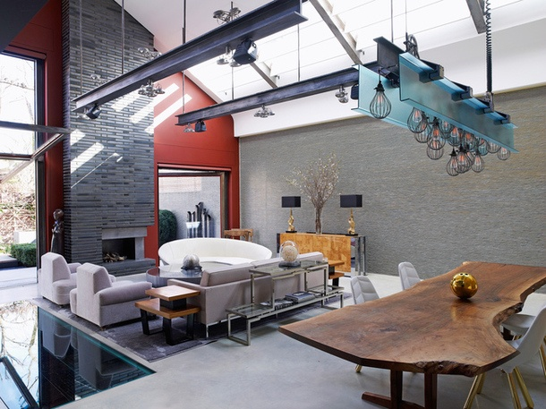 17 Best images about  High-tech Industrial loft  on ...