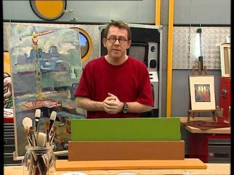 c 39 est pas sorcier peinture couleurs et arts pinterest toile comment and youtube. Black Bedroom Furniture Sets. Home Design Ideas