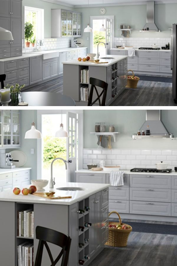 No matter your style, IKEA SEKTION can help you create the kitchen of your dreams. Get started with ideas and inspiration!