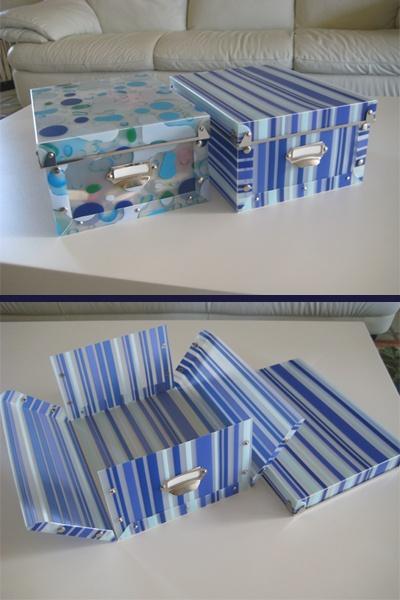 Does anyone know where I can buy these folding plastic boxes?  Alguém sabe onde encontro estas caixas de plástico dobráveis para comprar?