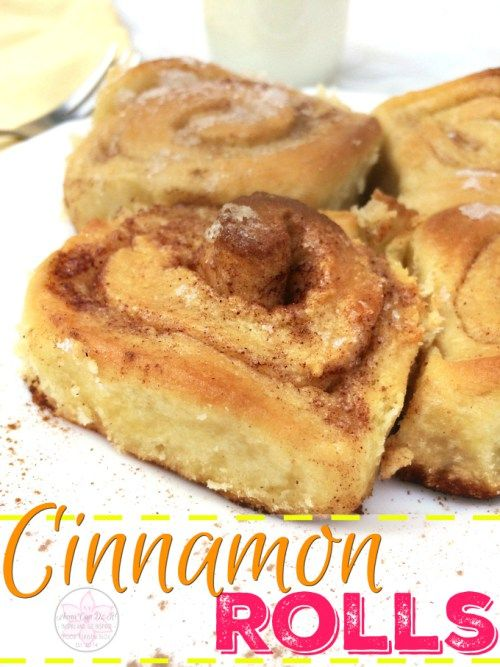 Cinnamon Rolls - Anna Can Do It! * Soft, warm and spicy Cinnamon Rolls are such a classic dessert, breakfast. This Cinnamon Rolls recipe is simple, easy and the rolls are so delicious!