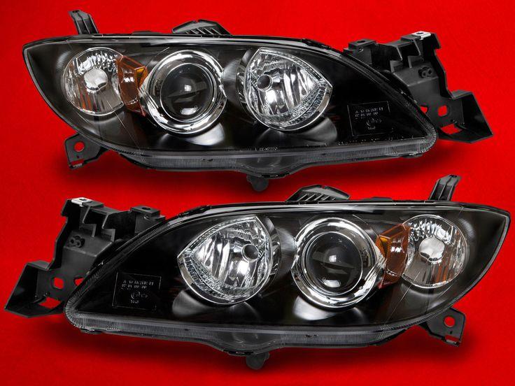 Cool Great Headlights Headlamps 04-09 Mazda 3 4 Door Sedan Pair Set Halogen New 2017 2018 Check more at http://24go.cf/2017/great-headlights-headlamps-04-09-mazda-3-4-door-sedan-pair-set-halogen-new-2017-2018/