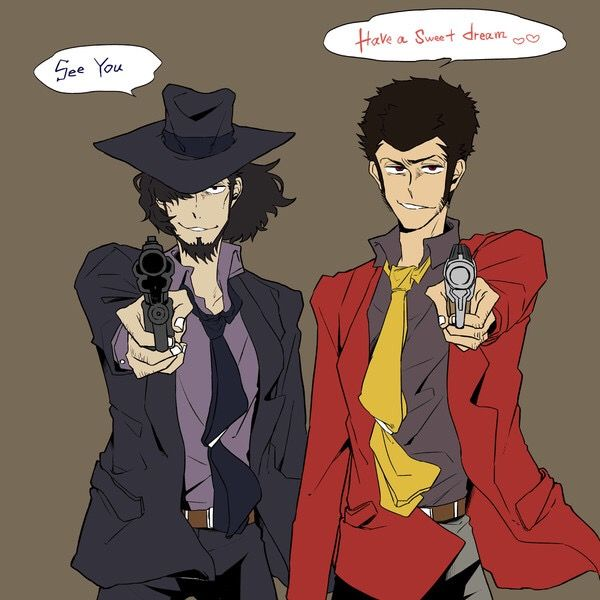 312 Best Images About Lupin III On Pinterest