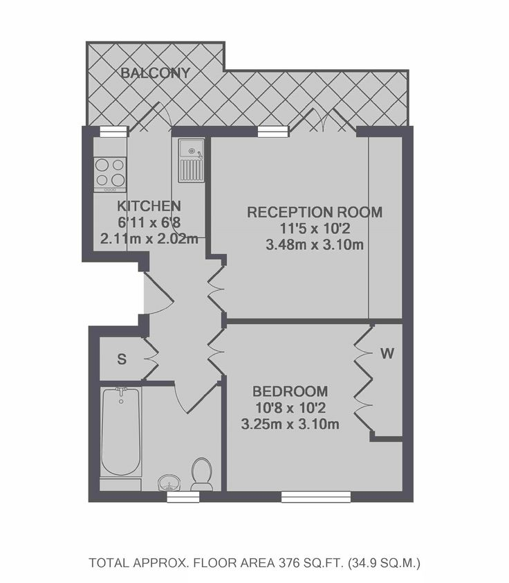 1 Bed Flat For Sale In Royal Crescent London W11 43263123 Zoopla Buying Property Property For Sale Holland Park Zoopla house floor plan