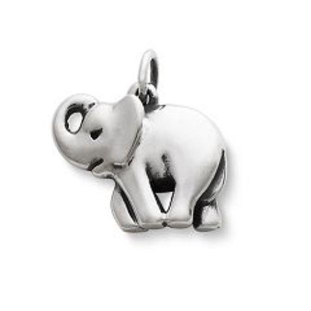 Elephant Charm | James Avery