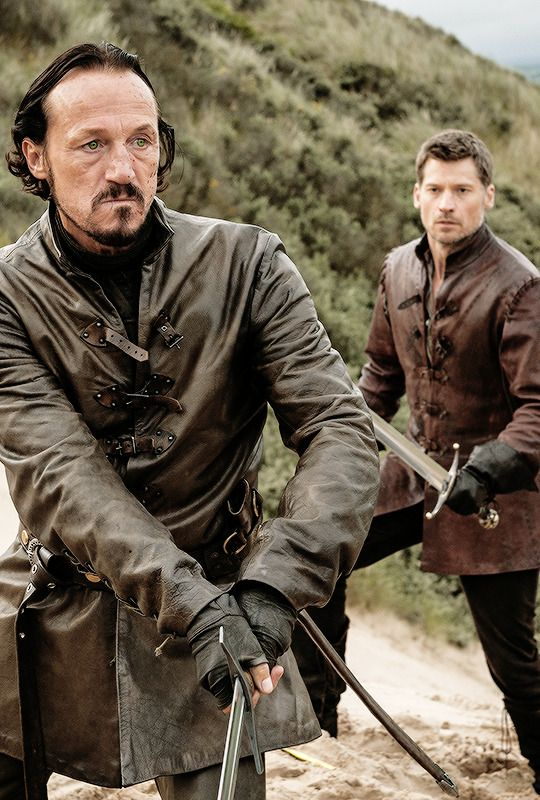 """""""Bronn & Jaime 