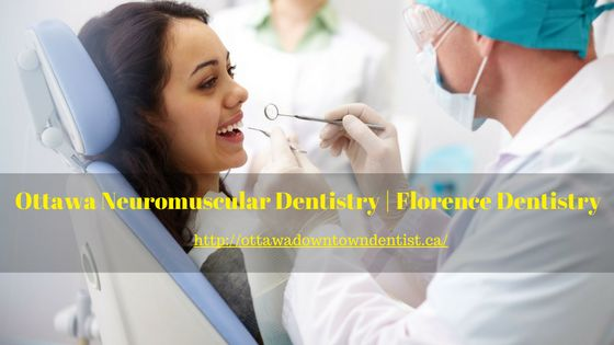 We can help treat any Neuromuscular Dentistry disorders from the comfort of our Ottawa Dentist office. In addition, the muscular balance will create better occlusal stability and long term restorative or orthodontic/orthopedic stability as well as enhanced esthetics for the patient. Call today to speak with someone about setting up your consultation, for more details see- https://youtu.be/isT__5-D5RA