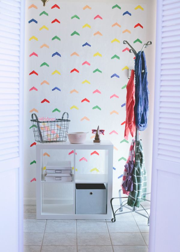 How to make your own wallpaper. Easy tutorial by A Subtle Revelry