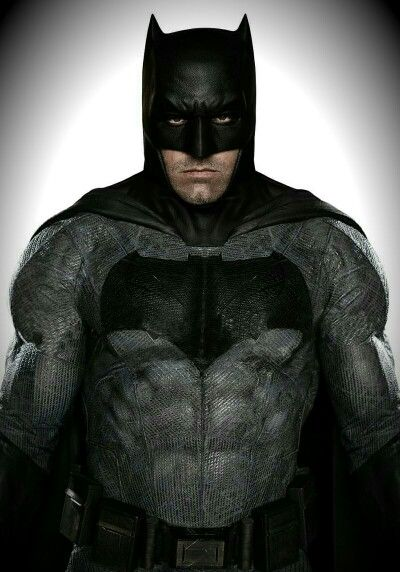 Love The New Batsuit