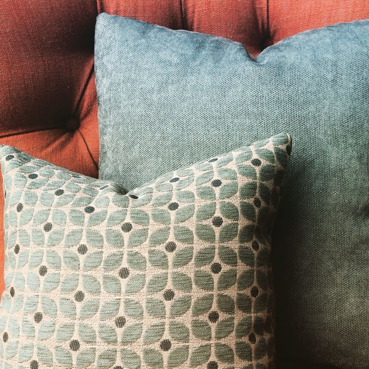 Warwick Fabrics cushions