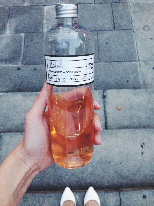 rose iced tea | Rosie. | VSCO Grid