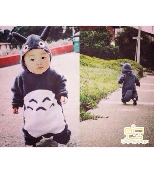 Totoro Mingukieeee!