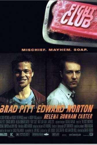 Dövüş Klübü Brad Pitt izle