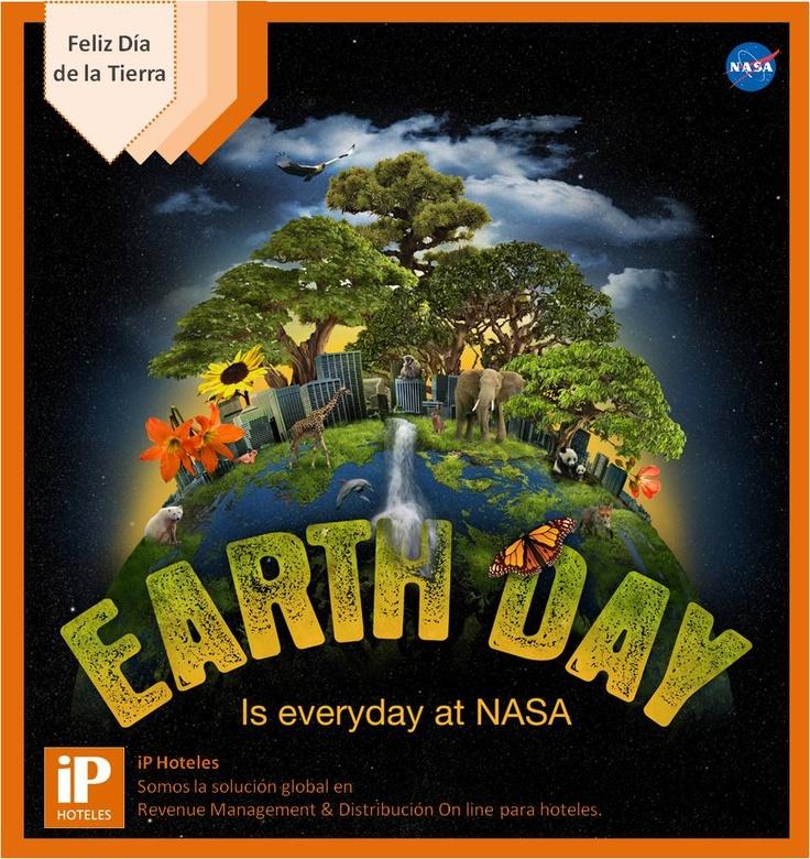 Feliz día de la Tierra