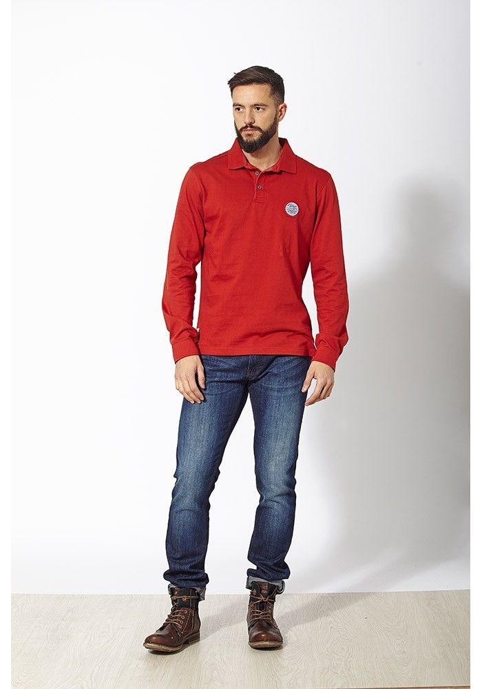 ¡Novedades para el hombre! Nuevas camisas, pantalones y jerséis de Fyord, una marca inspirada en el hombre casual.