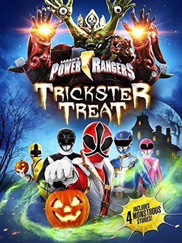 Various - Power Rangers: Trickster Treat [DVD + Digital]