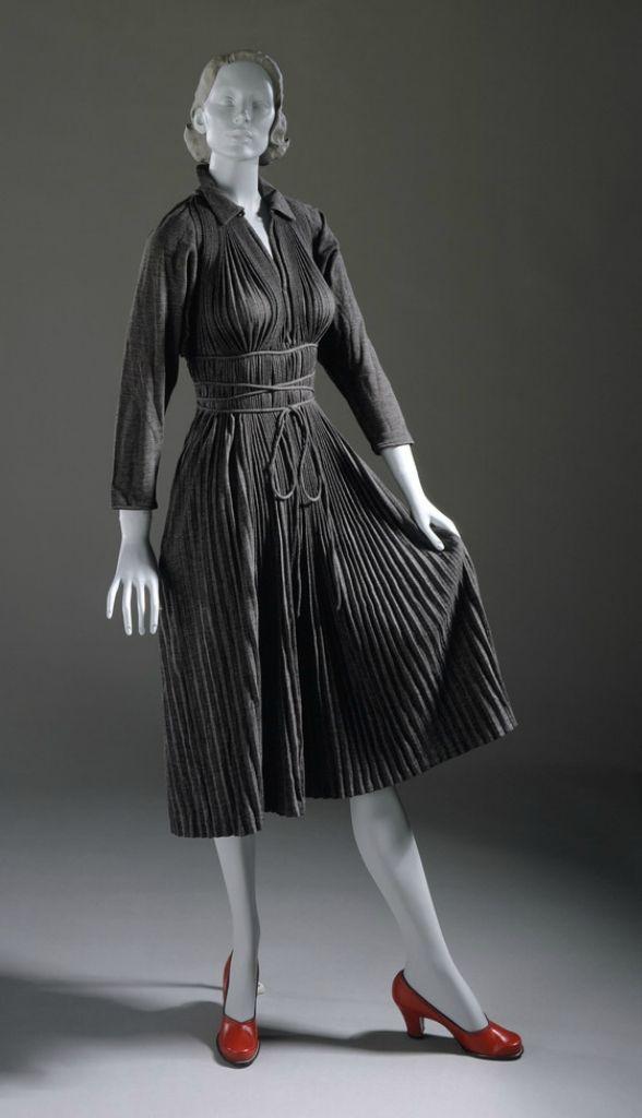 Платье женщины Клэр Маккарделл (США, 1905-1958) Таунли Платьица (США) США, 1949