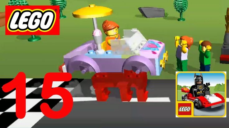LEGO® Juniors Create & Cruise  Android Gameplay #15  Kids game club