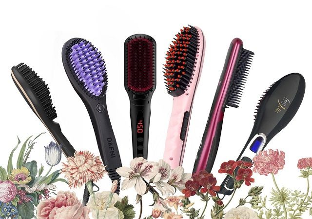 Best Hair Straightener Brushes