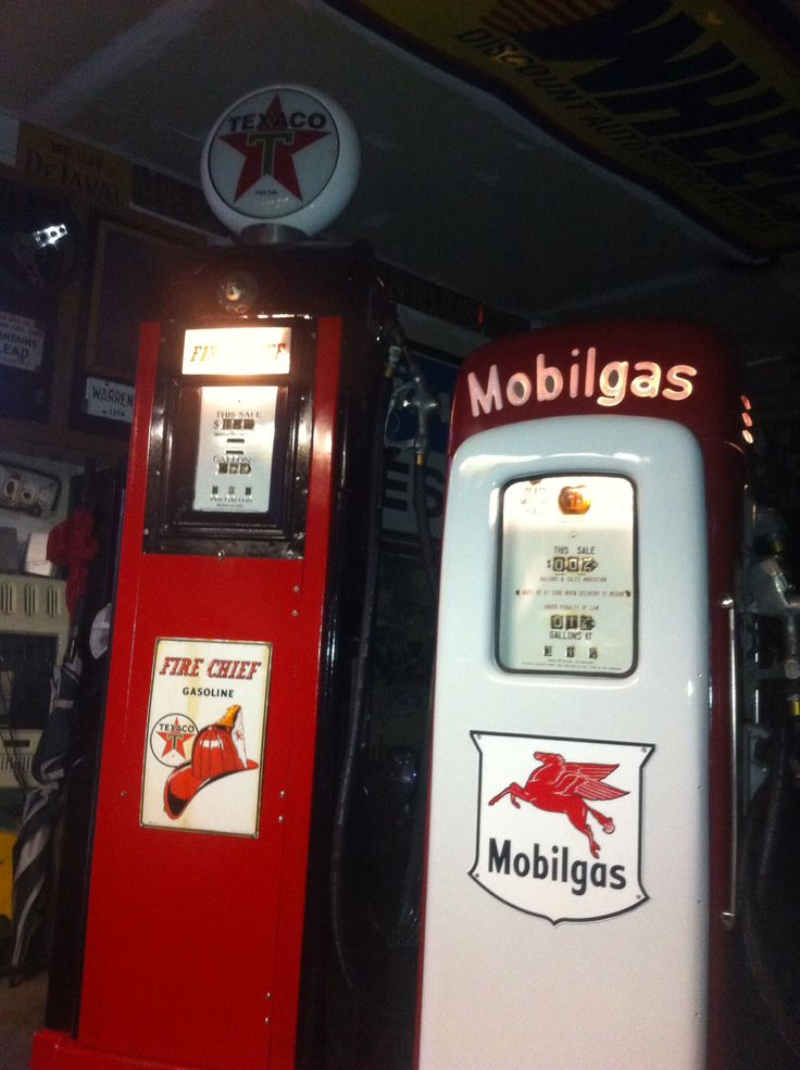 Drifters Speed shop Gas pumps, Service station, Cold soda