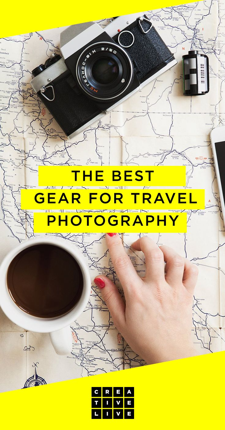 The Best Camera, Lens, and Gear for Travel Photography
