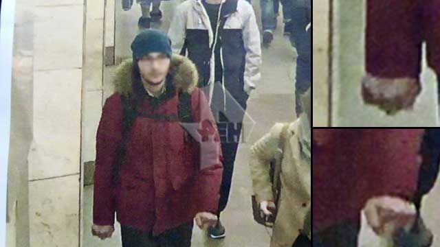 Presunto autor del atentado de San Petersburgo es un ciudadano ruso de ascendencia kirguisa