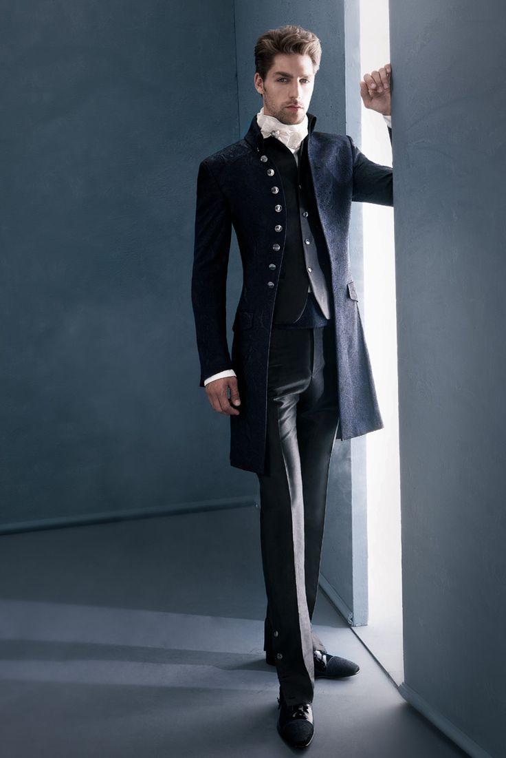 Cleofe Finati - Herren - Kollektion Classic - ANZGE - Mod. 13.1151 - fabric 77 1866/8 . . . . . der Blog für den Gentleman - www.thegentlemanclub.de/blog