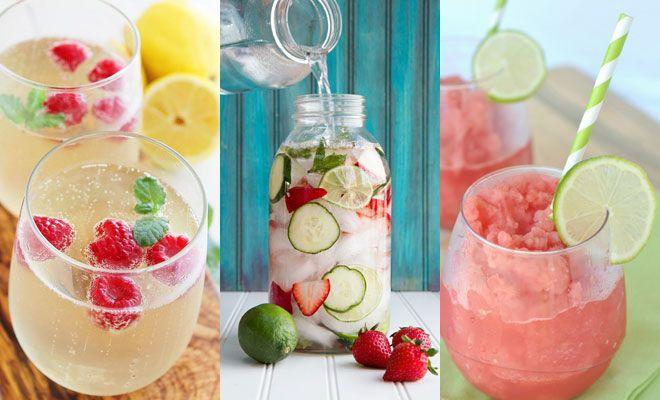 9x de lekkerste zomerse drankjes