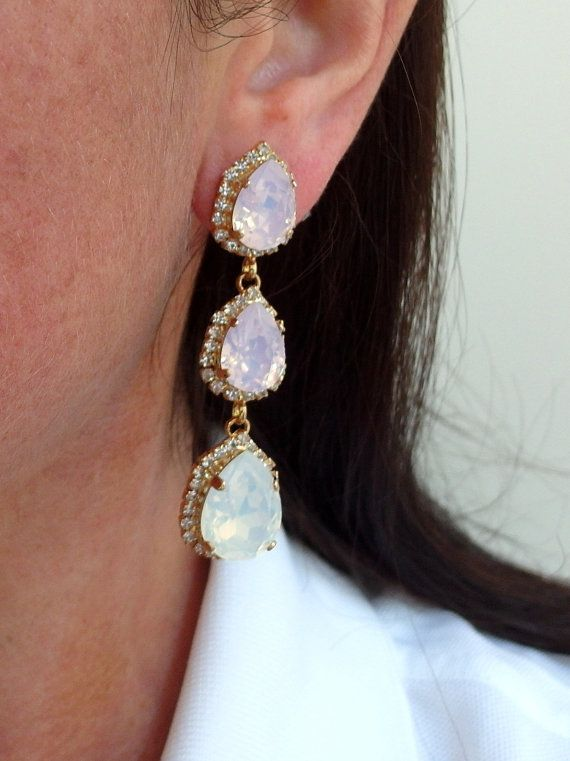 888 best Accessories images on Pinterest | Bridal earrings ...