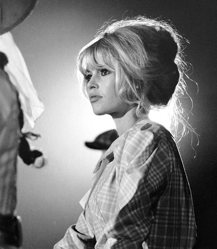 Bridgitte Bardot. I wish I had her hair.