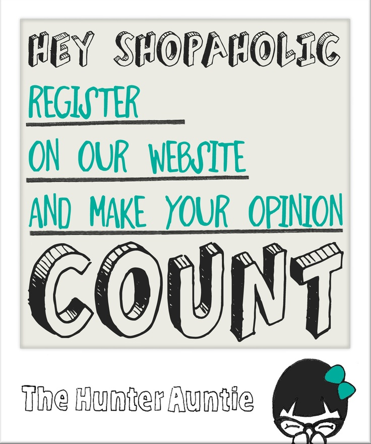 HEYYY! Your opinion is important for us! Come and visit our website!