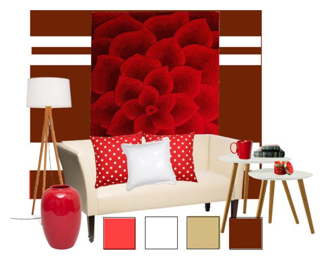 Color Practice with Red 12 by kata-jancso on Polyvore