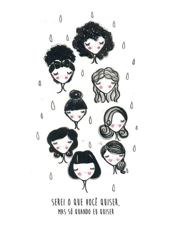Fernanda Furtado - Nuvens Ilustrações