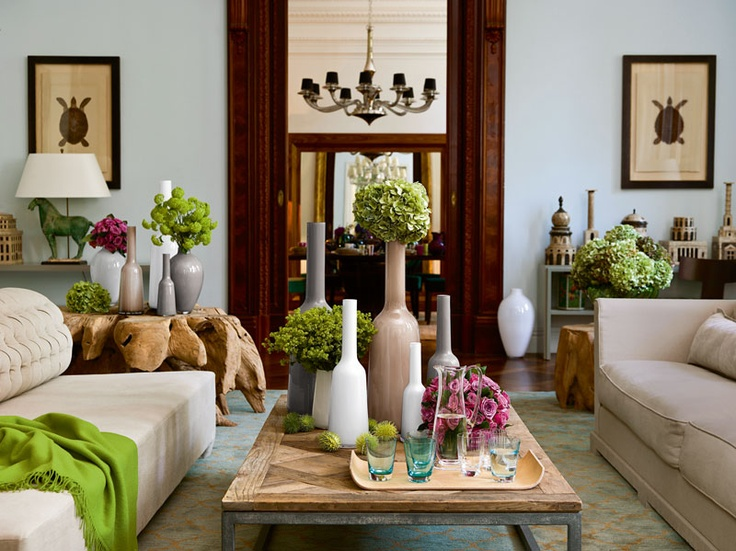 Unique Vases Designs Ideas In Living Room