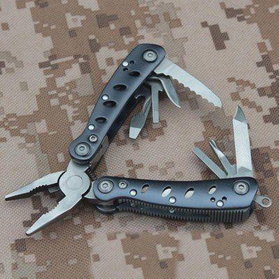 Просто нам$5.94 + бесплатная доставка, купить складной нож ganzo G101S / 2019S портативный мини 10 в 1 Многофункциональный плоскогубцы Кемпинг инструментарий интернет-магазины в GearBest.com.