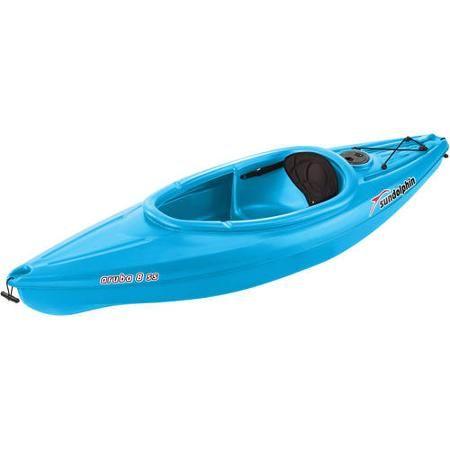 Sun Dolphin Aruba 8' SS Sit-In Kayak - Walmart.com