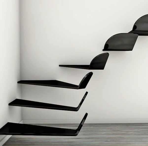 Flying stairs WING by Max Ptk.