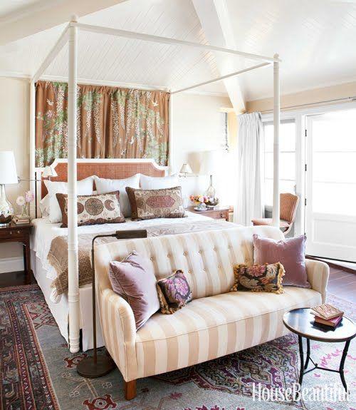 Peter Dunham: Beach House Bedroom