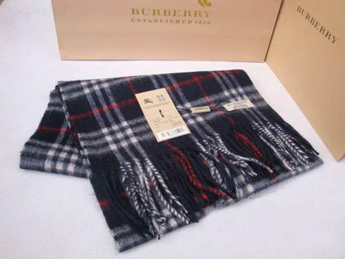 Burberry Black Nova Cashmere Scarf - $125.00 : burberry scarf, burberry scarves