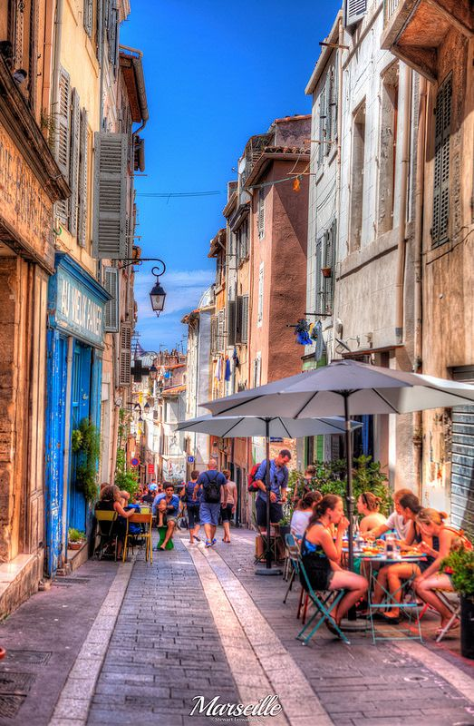 ˚Le Panier, Marseille, Provence-Alpes-Côte d'Azur (PACA) - France