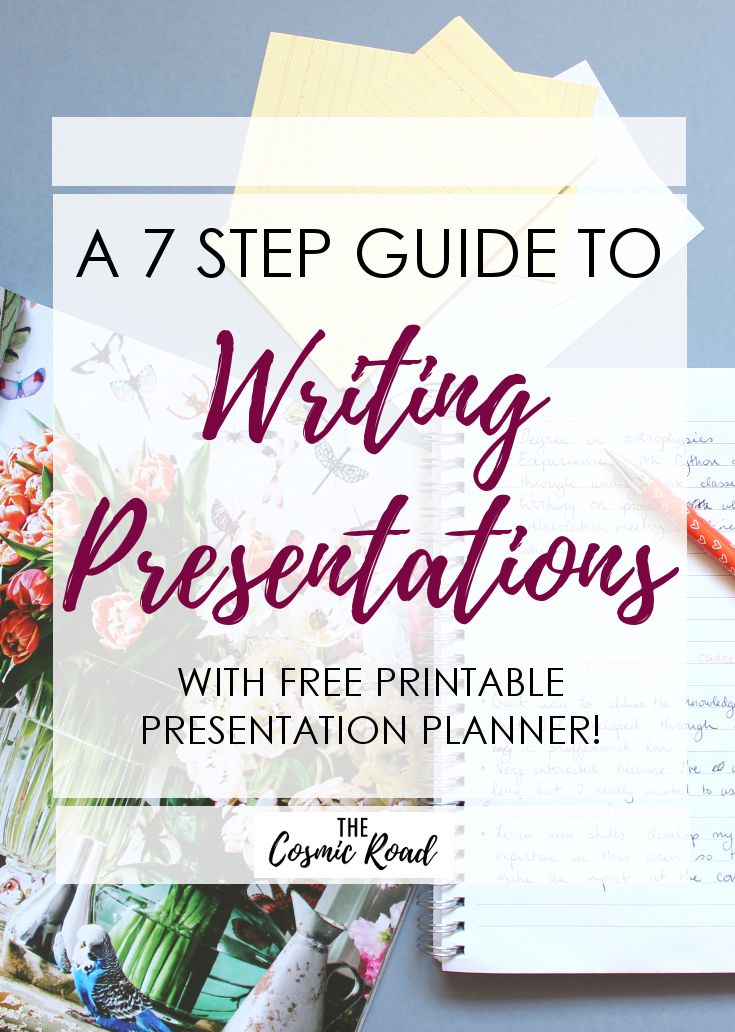 steps in presenting a thesis Help your child use the writing process in every grade and learn how writing process steps can improve writing skills.