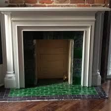 Image result for fireplace tiles