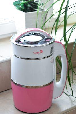 Fitt fazék kultúrblog : Vegital növényi tejkészítő gép teszt.