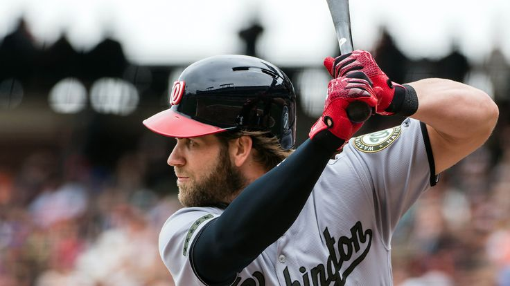 Bryce Harper's brother takes issue with length of suspension  -  May 30, 2017