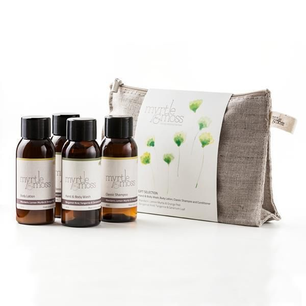 Myrtle and Moss Gift Pack - White Apple Gifts